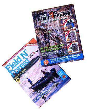 covers of catalogs