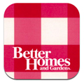 BH&G Cookbook App logo